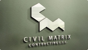 CIVIL MATRIX Logo