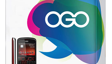OGO MOBILES Packaging