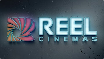 REEL CINEMAS Logo